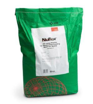 Nuflor Premix pack shot